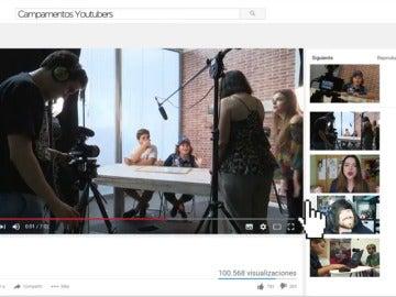 Campamentos para convertirse en youtuber