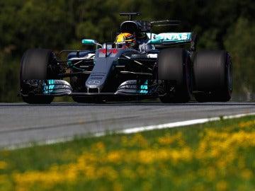 Lewis Hamilton, sobre el trazado de Spielberg