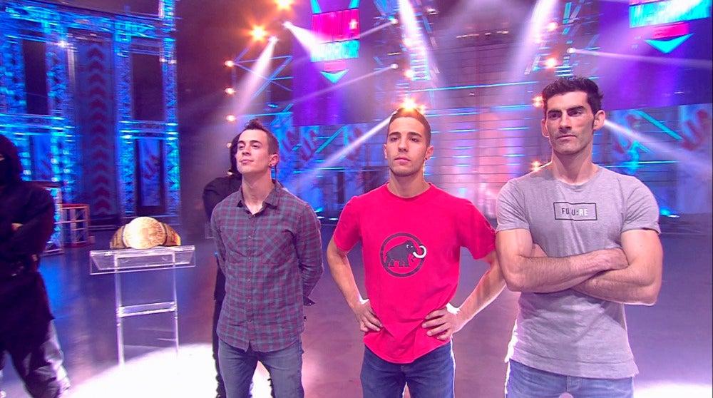 Ya conocemos al ganador de la primera temporada de 'Ninja Warrior' España