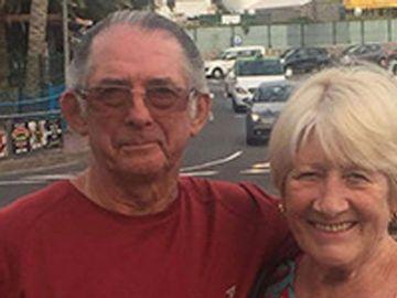 Stephen Cooke, el hombre que murió de un ataque al corazón en su coche