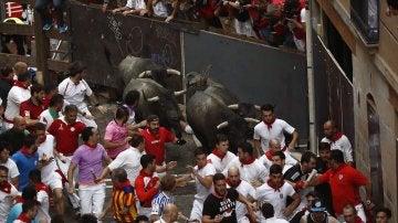 Los morlacos de la ganadería abulense de José Escolar