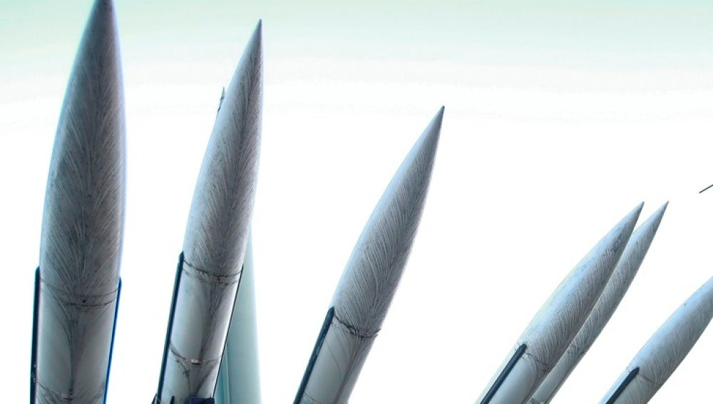Imagen de archivo de armamento nuclear