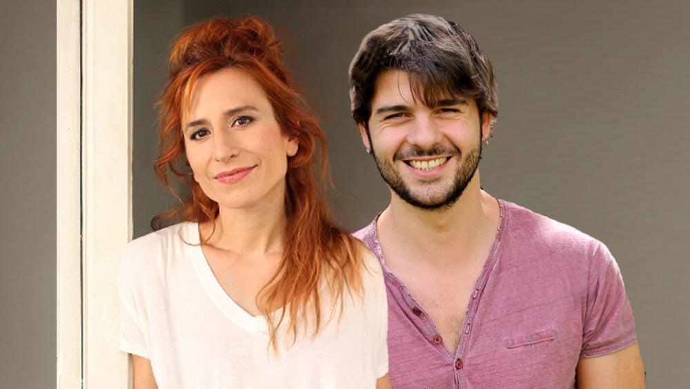 Marta Tomasa y Jordi Coll