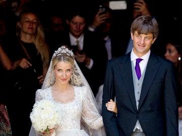 Ernst August de Hannover y Ekaterina Malysheva se dan el 'sí, quiero'