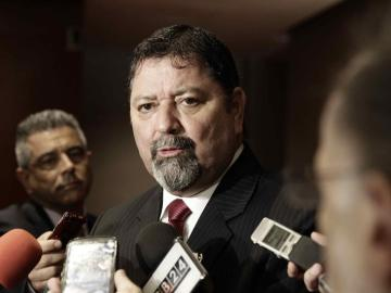 Gustavo Mata, ministro de Seguridad