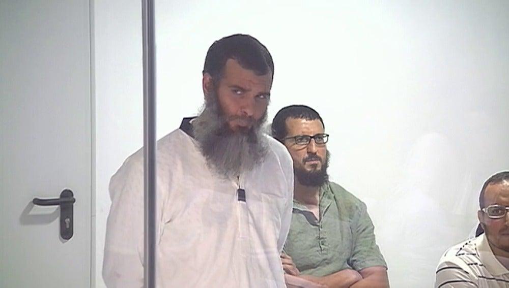 Los yihadistas  detenidos en 2014 reconocen los hechos de los que se les acusa