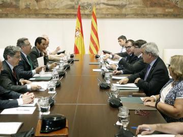 Gobierno y Generalitat