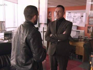 """Rafa y Fernando tienen su primer encuentro: """"Como si fuese una entrevista de trabajo"""""""