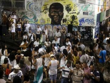 El mercado de esclavos de Río de Janeiro