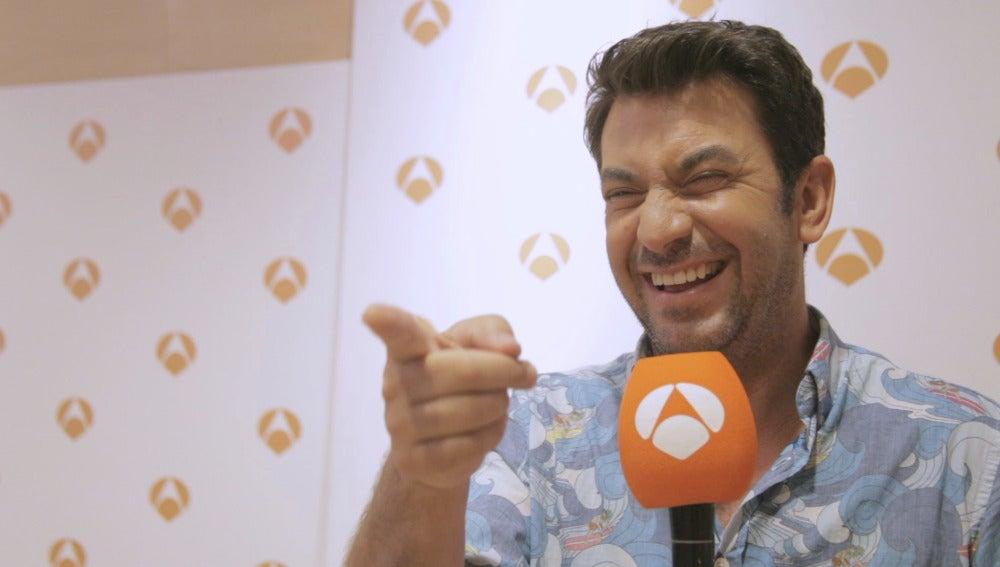 """Arturo Valls: """"Disfruto con su sufrimiento, tengo ese lado perverso"""""""