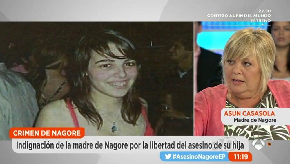 ENTREVISTA MADRE DE NAGORE