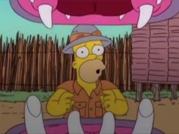 Elige tus vacaciones según los viajes que ha hecho la familia Simpson