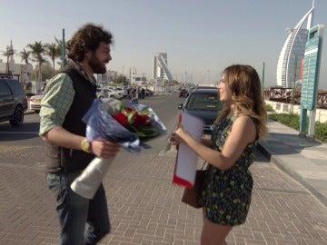 """El tibio encuentro """"con plumón"""" entre Elena y Edu"""