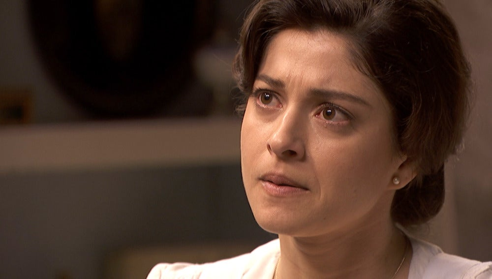 "Francisca a Candela: ""Esta guerra aún no se ha acabado..."""