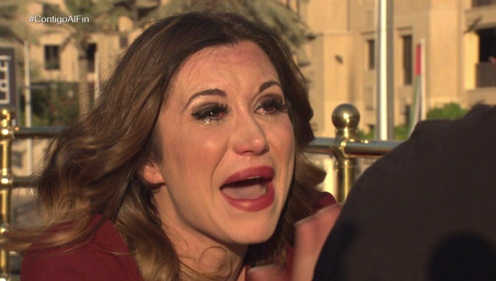 "El gran 'chasco' de Elena con Edu: ""Lloro porque me siento engañada, porque no sabía que me iban a traer un gilipollas como tú"""