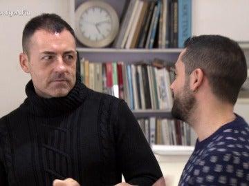 Fernando arremete contra el arte contemporáneo ante Rafa