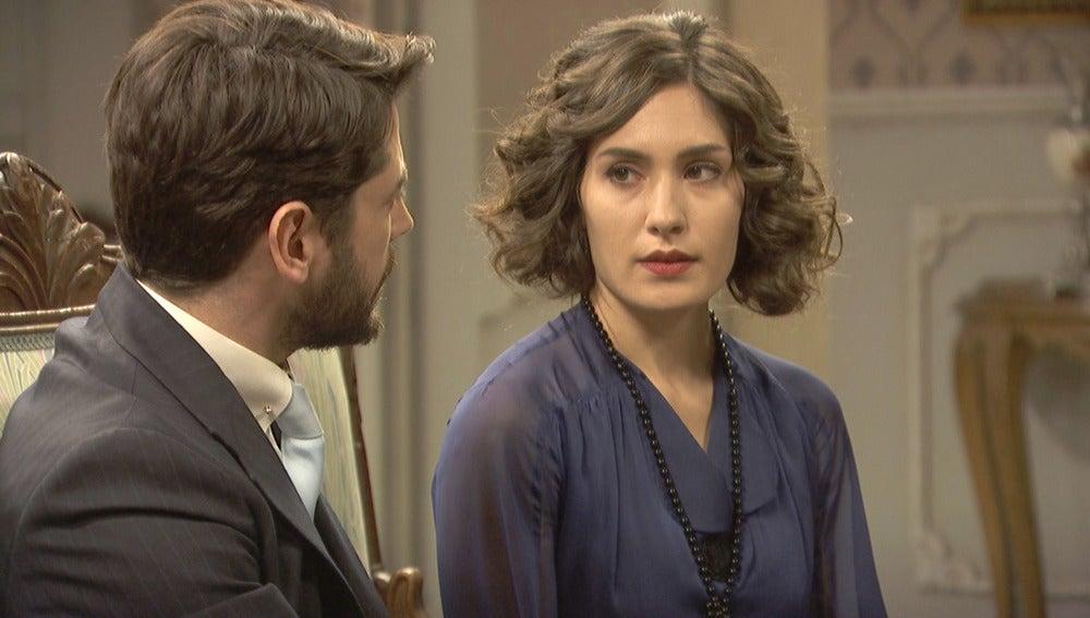 Hernando descubre el secreto oculto de Camila