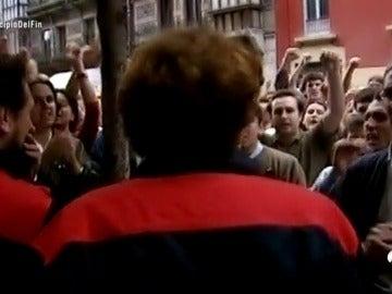 La reacción al asesinato de Miguel Ángel Blanco, el momento que cambió la historia de España