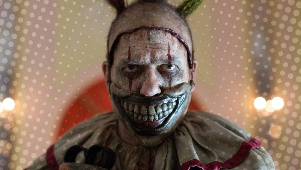 Payaso Twisty de 'American Horror Story'