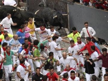 Quinto encierro San Fermín 2017
