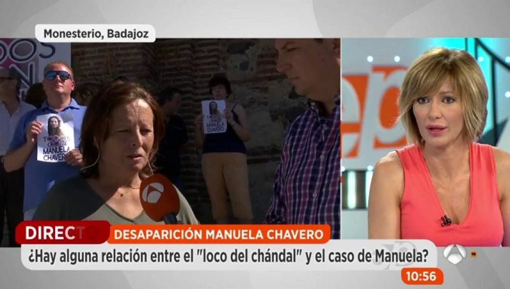 Manuel Chavero loco del chandal