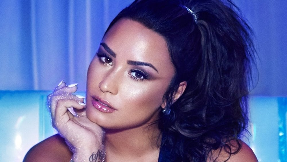 Portada de 'Sorry Not Sorry', el nuevo single de Demi Lovato