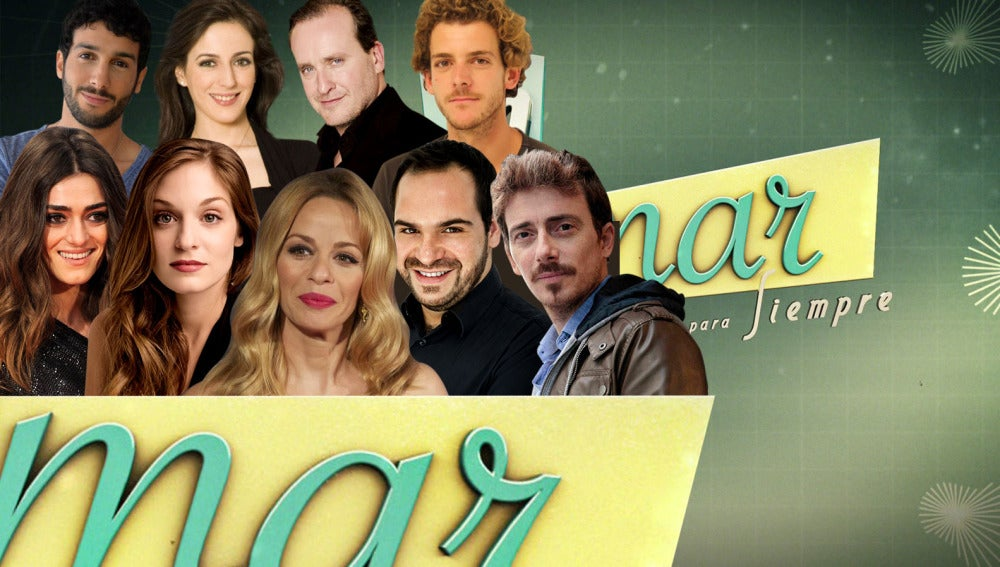 Todos los fichajes de 'Amar es para siempre' para su sexta temporada