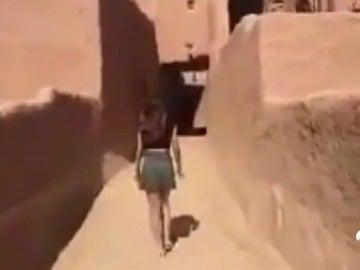 Detenida la joven que publicó un vídeo en el que aparecía con una minifalda en Arabia Saudí