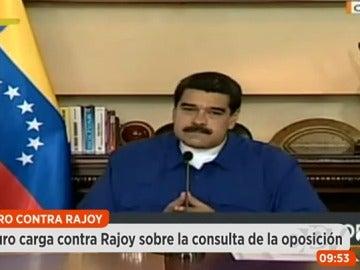 EP Maduro Rajoy