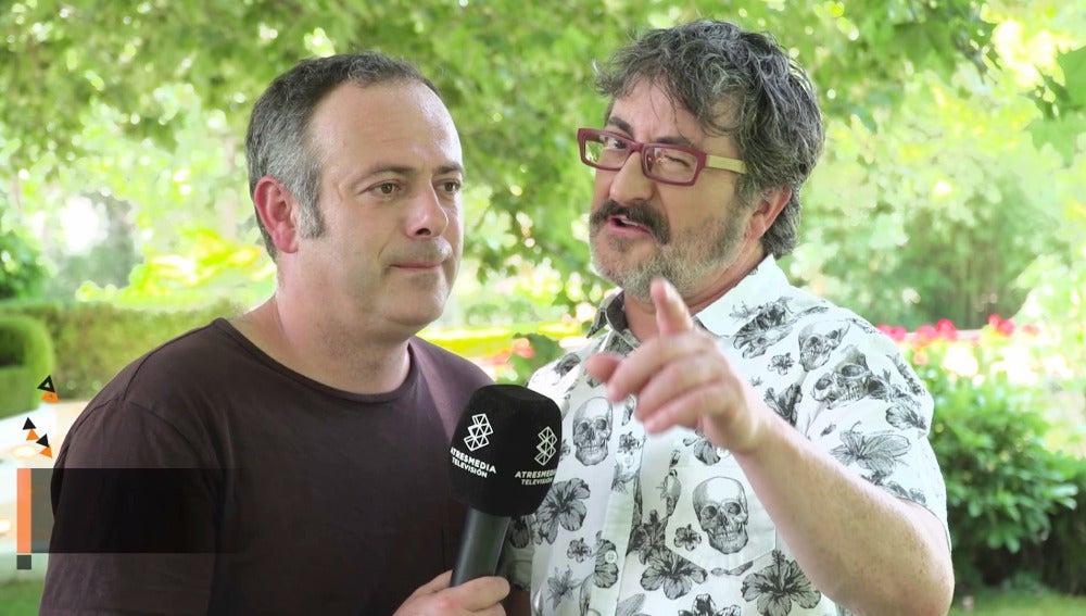 Iker Galartza y Gorka Aguinagalde quieren que la nueva temporada les sorprenda