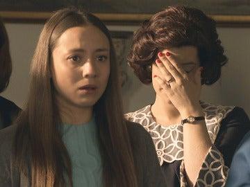 Alba descubrirá que el romance de Marta y Rafael fue real