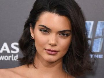 Kendall Jenner durante el estreno en Los Ángeles