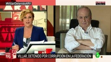 José María García en Al Rojo Vivo