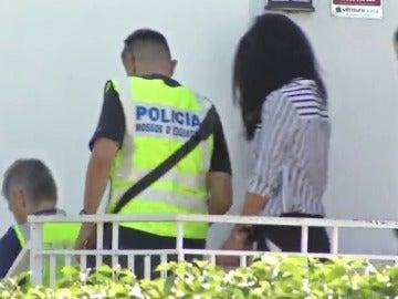 La agente de Barcelona acusa a su amante de otro crimen
