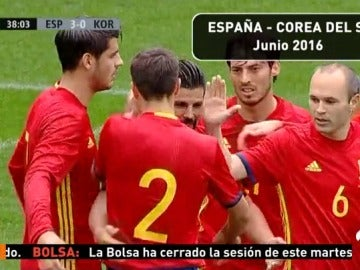 ¿Qué partidos de la selección española investiga la UCO tras la detención de Villar?