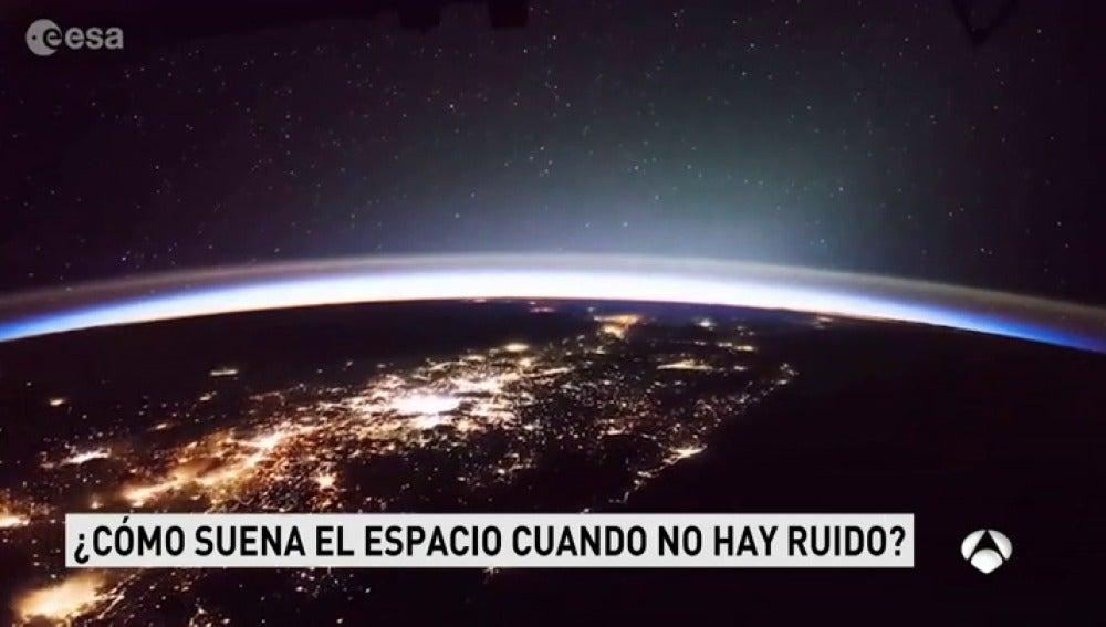 Las ondas de plasma permiten 'escuchar' sonido en el espacio que rodea la Tierra