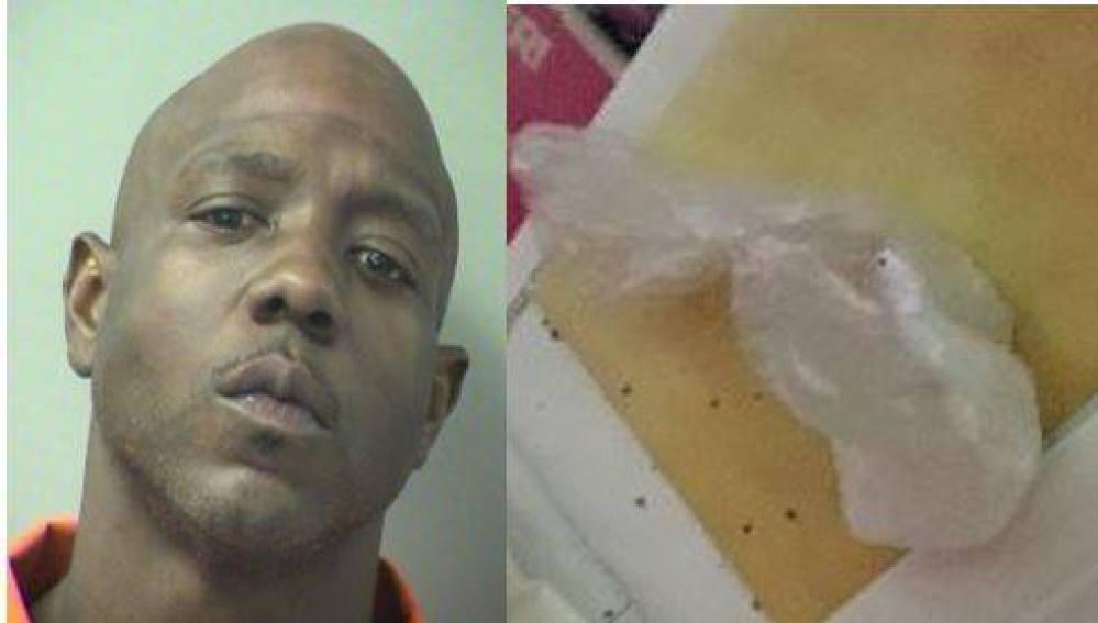 Traficante que denunció el robo de cocaína