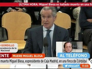 Los herederos de Miguel Blesa tendrán que pagar las indemnizaciones a los perjudicados de las actuaciones del fallecido