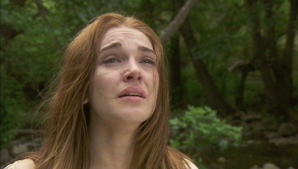 Julieta recuerda momentos con su hija