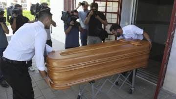 Los restos mortales de Miguel Blesa
