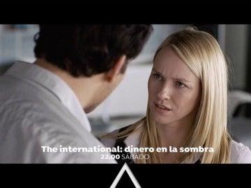 Estreno en El Peliculón con 'The International: Dinero en la sombra'