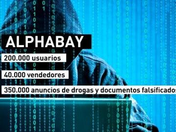 Europol, FBI, DEA y Holanda desmantelan dos de las mayores 'webs criminales'