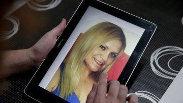 Fotografía de Pilar Garrido Santamans, la valenciana de 34 años secuestrada en México