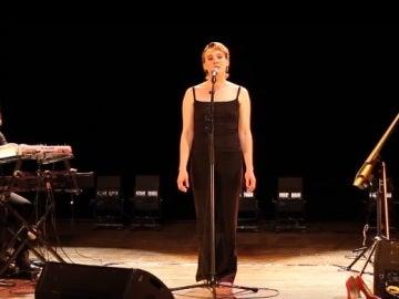 La cantante francesa Barbara Weldens
