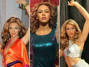 Beyoncé de cera en Londres, Madrid y California