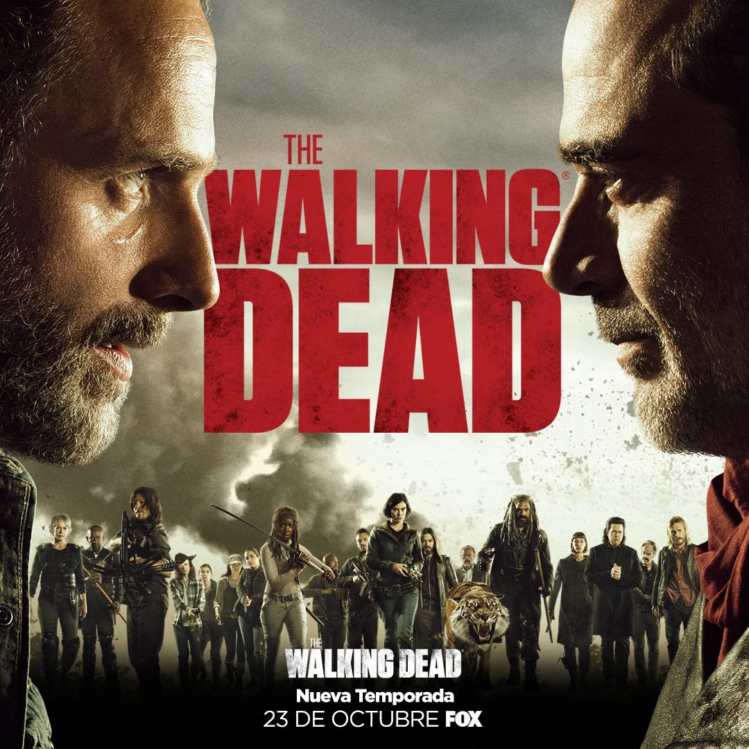 OBJETIVO TV ANTENA 3 TV   \'The Walking Dead\' presenta el esperado ...