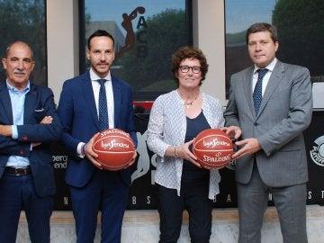 La ACB da la bienvenida al Donosti Gipuzkoa y al CB Miraflores