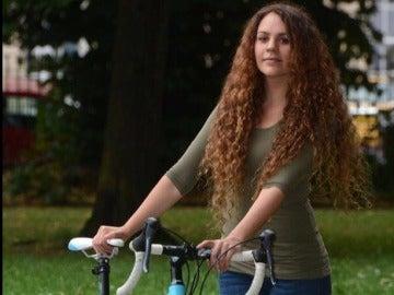 Le roban su bicicleta en Bristol