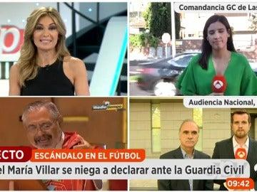 EP Villar audiencia