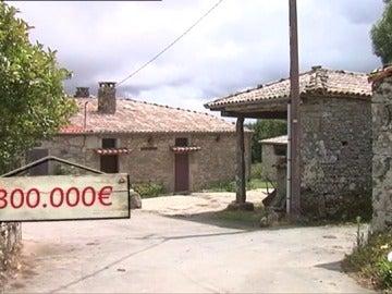 Aldeas abandonadas en Galicia, a la venta por más de 300.000 euros
